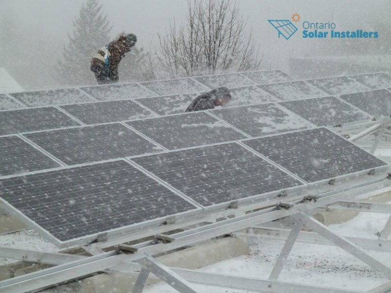 Solar Energy Ontario Solar Panel Installation Quotes