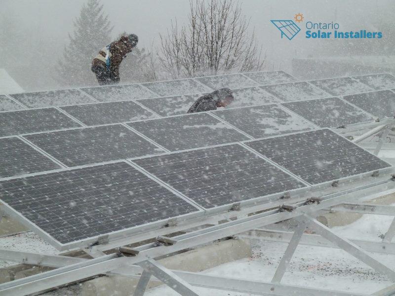 Solar panels faq ontario solar installers for Solar installers canada