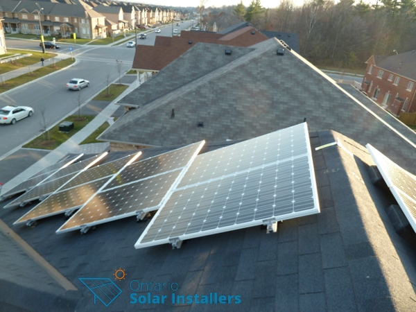 solar panels projects ontario solar installers
