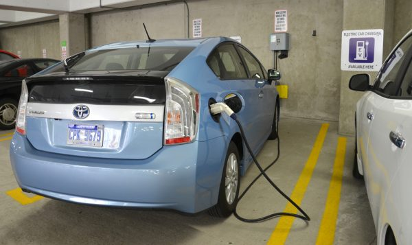 Workplace Electric Vehicle Charging Incentive Program